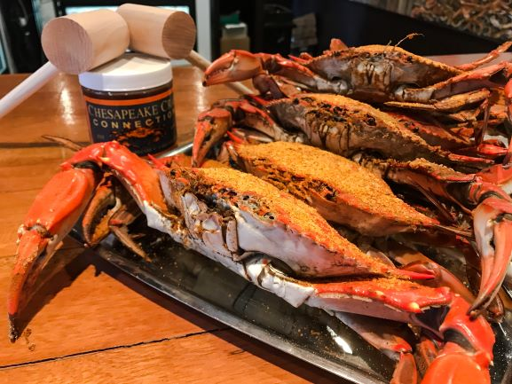Chesapeake Crab's Fresh Crabs
