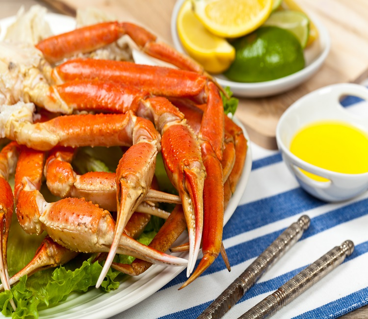 Wholesale Or Large Stone Crab, King Crab, Snow Crab Or