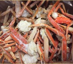 Snow Crab, King Crab, Dungeness Crab